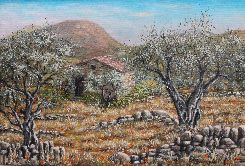 Enio - N°325 le mas aux oliviers